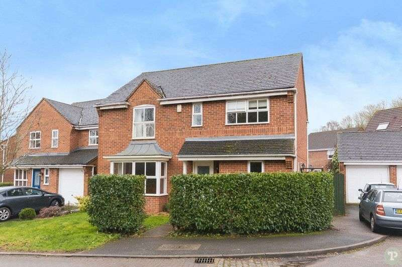 4 Bedrooms Detached House for sale in Coopers Close, Littleworth