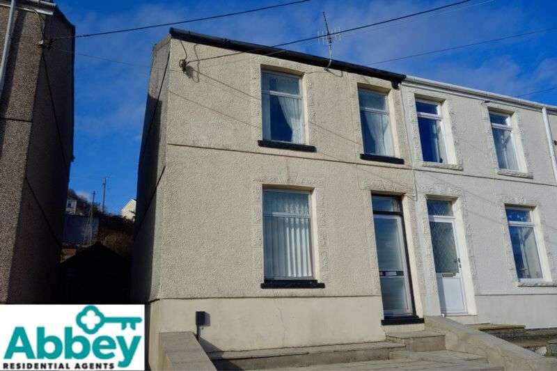 3 Bedrooms Semi Detached House for sale in New Road, Cilfrew, Neath, SA10 8LL