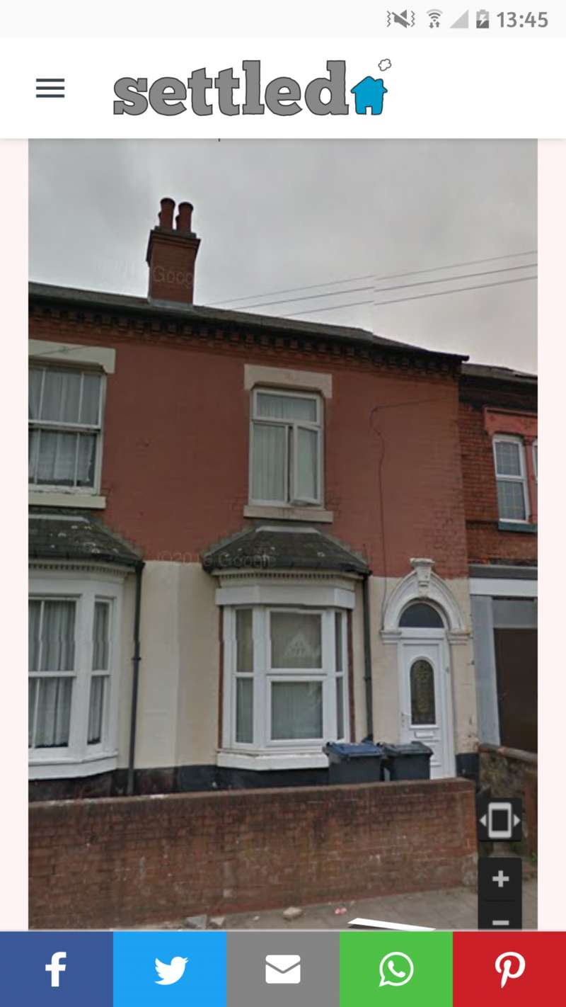 3 Bedrooms Terraced House for sale in Ralph Road, Birmingham, B8 1NA