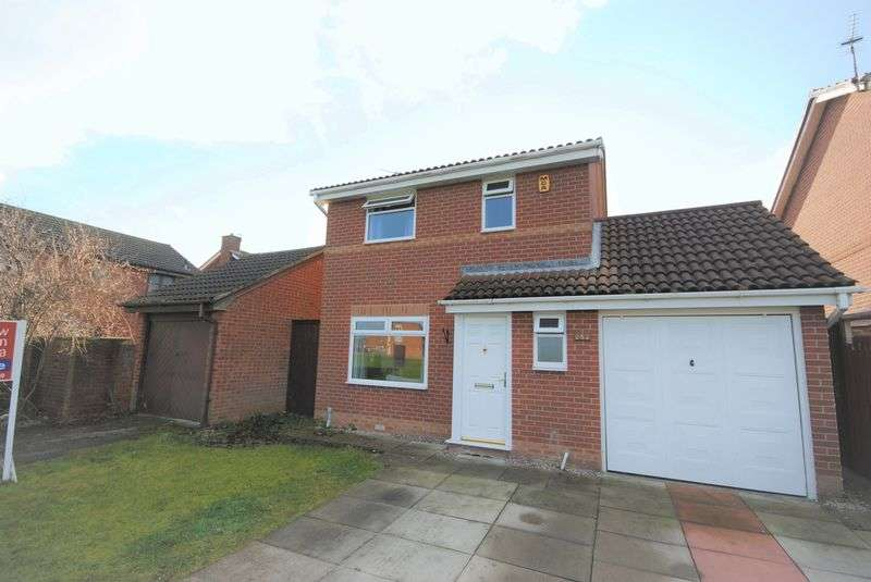 3 Bedrooms Detached House for sale in Millhouse Lane, Moreton