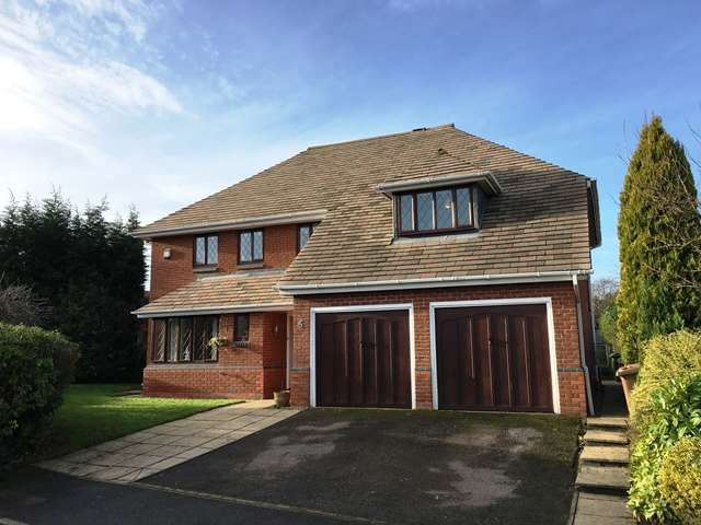 5 Bedrooms Detached House for sale in Oldfield Lane ROTHLEY