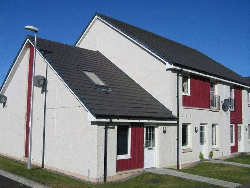 1 Bedroom Terraced House for sale in New to Market One Bedroom Larchwood Drive, Inverness