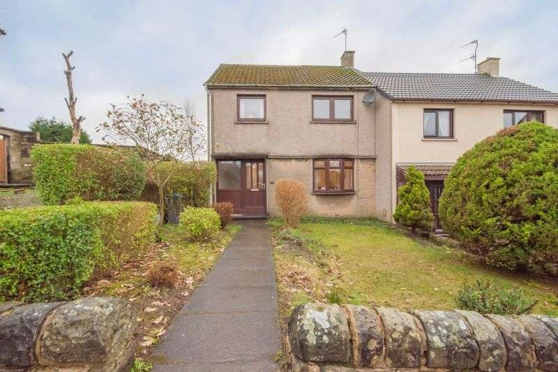 3 Bedrooms Semi Detached House for sale in Headwell Avenue, Dunfermline