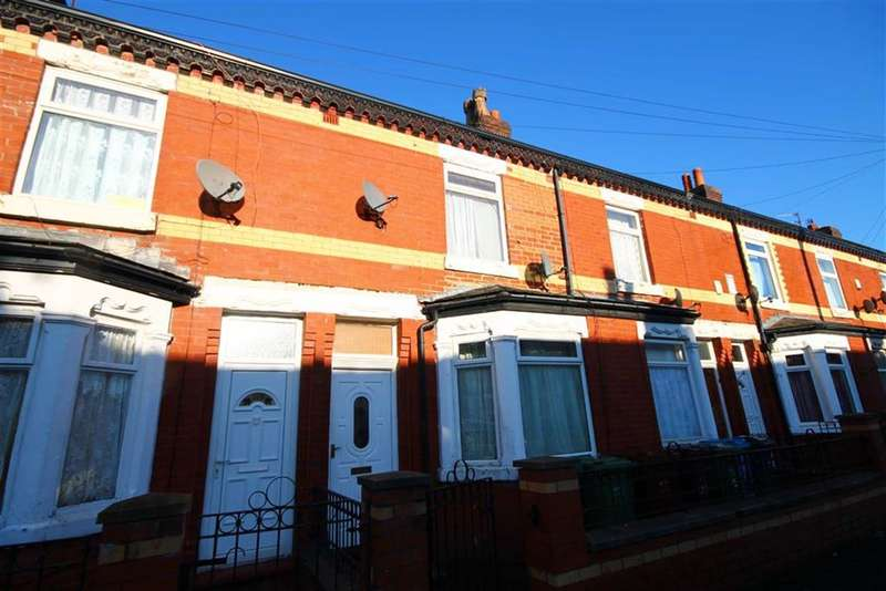 2 Bedrooms Terraced House for sale in Craig Road, Manchester
