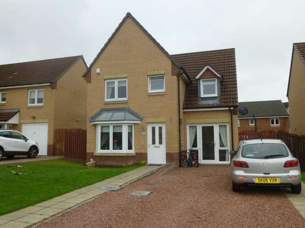 4 Bedrooms Detached House for sale in Penkill Avenue, Cairnhill, Airdrie, ML6