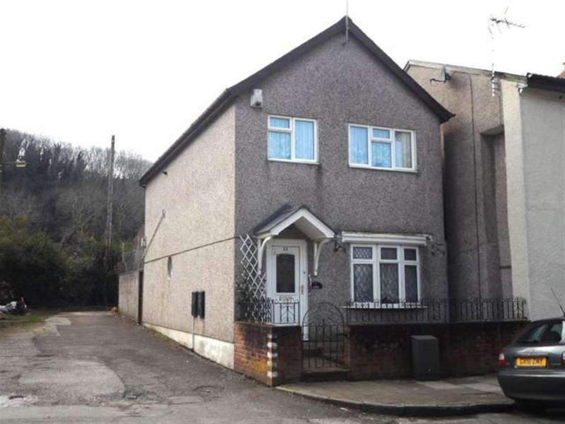 2 Bedrooms Detached House for sale in Cawnpore Street, Penarth