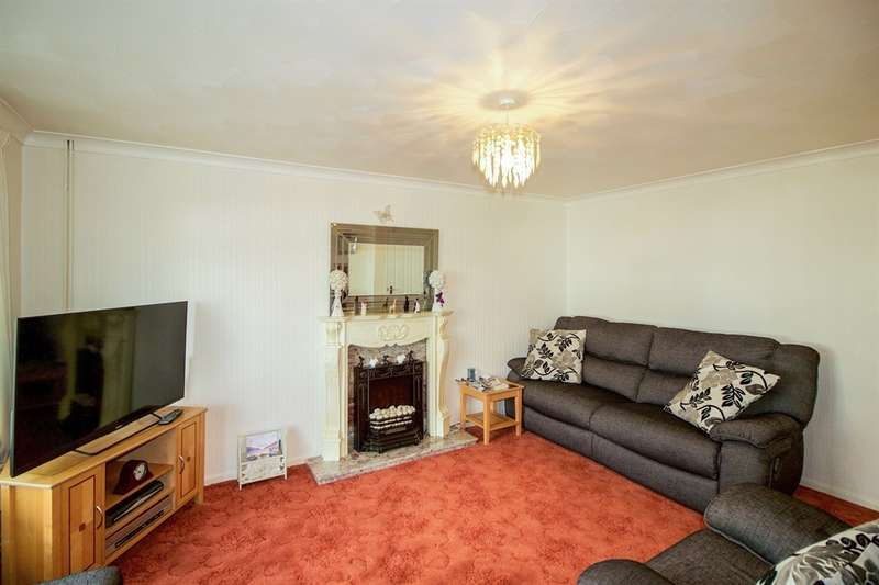 3 Bedrooms Semi Detached Bungalow for sale in Austin Avenue, Porthcawl