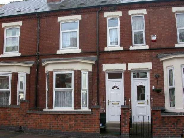 4 Bedrooms Terraced House for sale in Molineux Street, Normanton, DE23