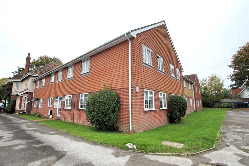 2 Bedrooms Apartment Flat for sale in Loxley Gardens, Bulkington Avenue, Worthing, BN14