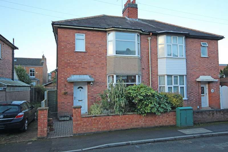 3 Bedrooms Semi Detached House for sale in Plymouth Place, Leamington Spa
