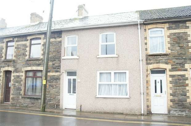 2 Bedrooms Terraced House for sale in Gladstone Street, Cross Keys, NEWPORT, Caerphilly