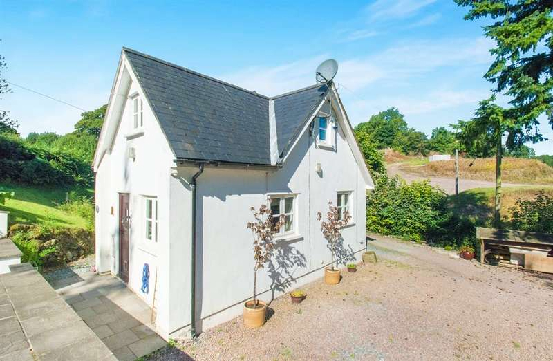 2 Bedrooms Unique Property for sale in Llandegveth, Monmouthshire