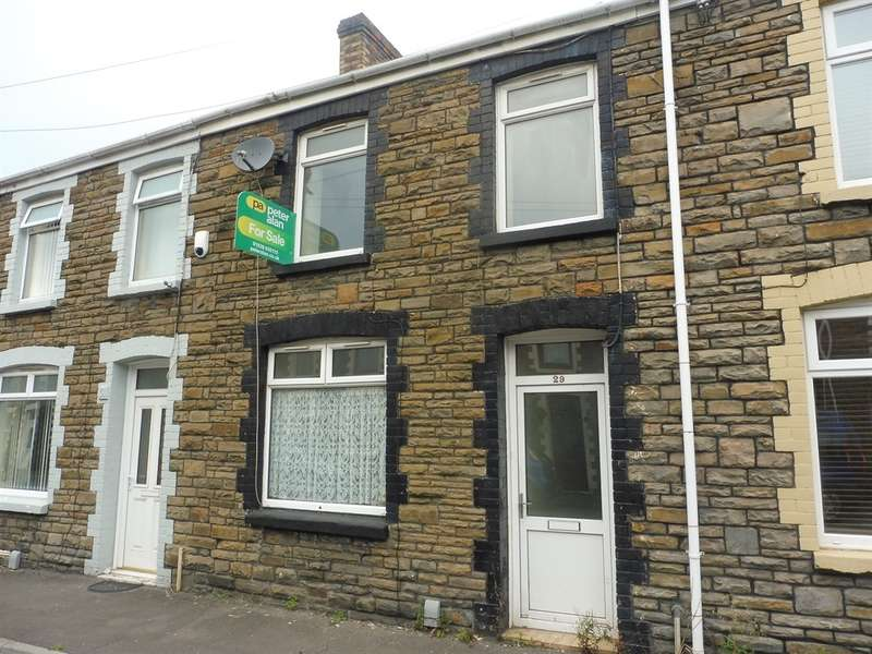 3 Bedrooms Terraced House for sale in New Henry Street, Neath