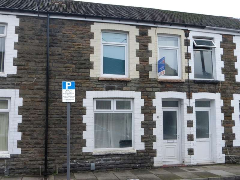4 Bedrooms Terraced House for sale in King Street, Pontypridd