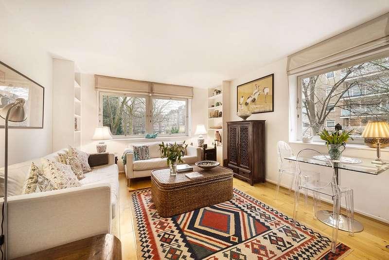 1 Bedroom Flat for sale in Elm Park House, Fulham Road, London, SW10