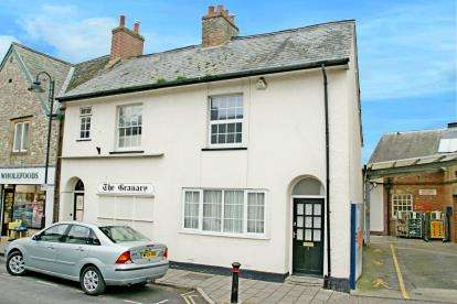 2 Bedrooms End Of Terrace House for sale in South Street, Axminster, Devon