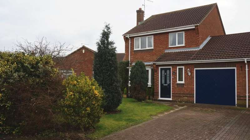 3 Bedrooms House for sale in Gull Way, Whittlesey, PE7