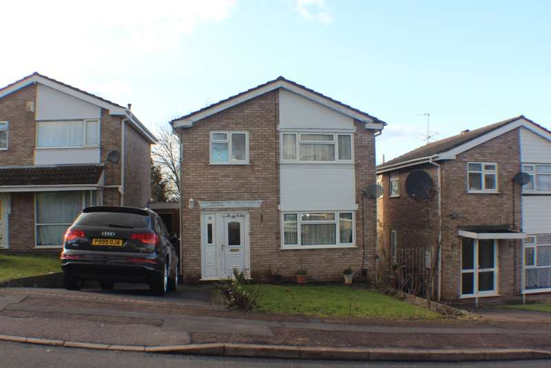 3 Bedrooms Detached House for sale in Tavistock Drive, Leicester, LE5