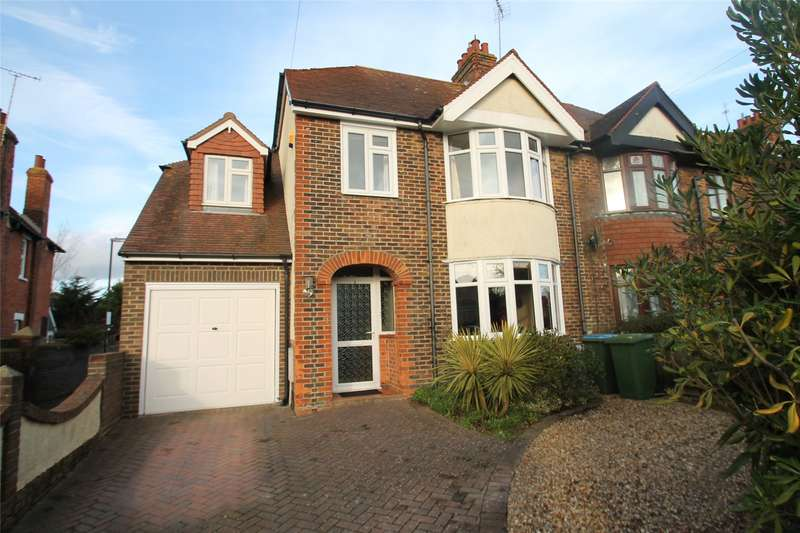4 Bedrooms Semi Detached House for sale in Cornwall Road, Littlehampton, West Sussex, BN17