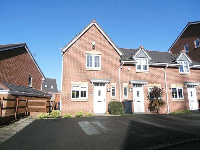 2 Bedrooms Terraced House for sale in BRIERLEY HILL, The Breeze