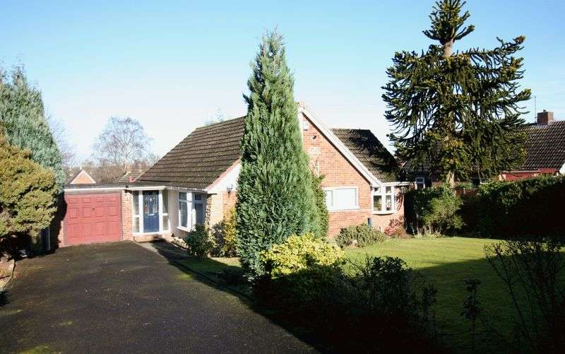 2 Bedrooms Detached Bungalow for sale in KINGSWINFORD, Summercourt Drive