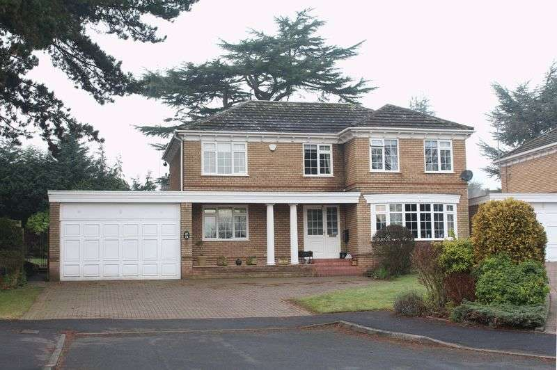 4 Bedrooms Detached House for sale in KINGSWINFORD, Clear View