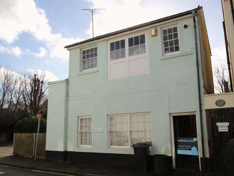 2 Bedrooms Flat for sale in Western Road, Littlehampton