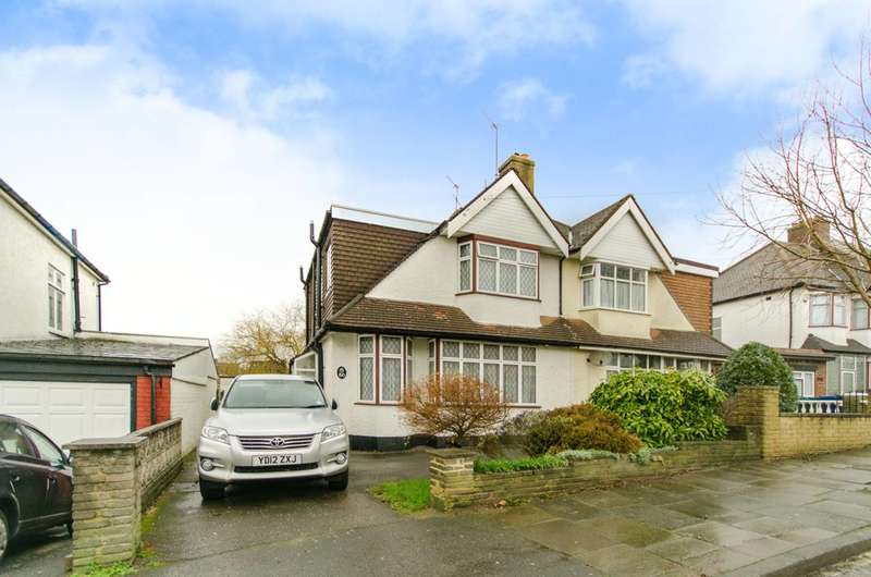 4 Bedrooms House for sale in Woodfall Avenue, High Barnet, EN5