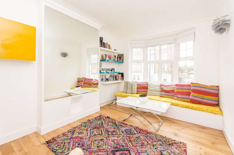 2 Bedrooms Flat for sale in Sidmouth Parade, Willesden Green, NW2