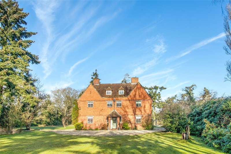 7 Bedrooms Detached House for sale in Bramley Road, Silchester, Reading, Hampshire, RG7