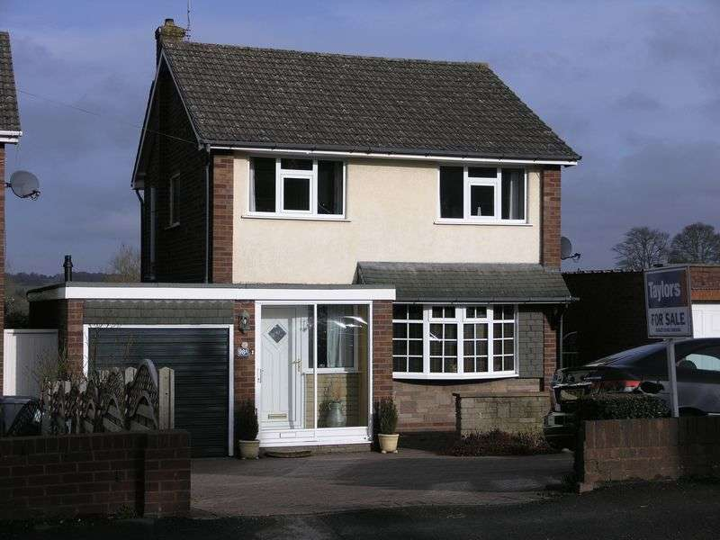 3 Bedrooms Detached House for sale in Gospel End Road, Gospel End Village, Nr. Sedgley