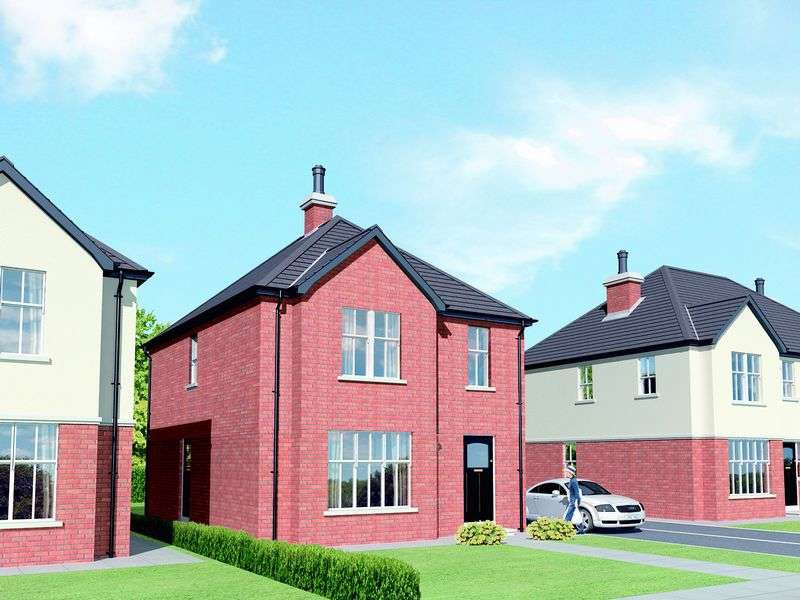 3 Bedrooms Detached House for sale in 22 Fairways Manor, Portadown
