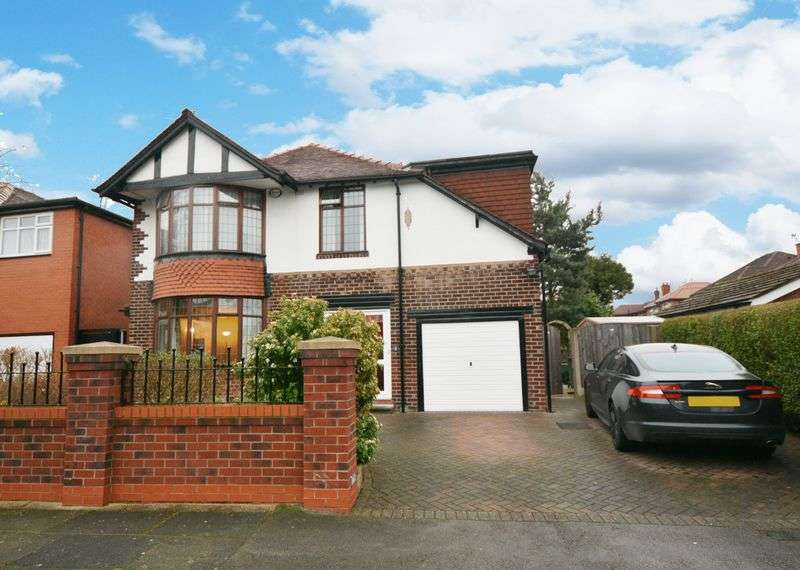 4 Bedrooms Detached House for sale in Richmond Hill Road, Cheadle