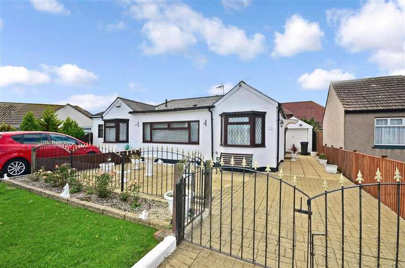 3 Bedrooms Bungalow for sale in Vauxhall Avenue, Herne Bay, Kent