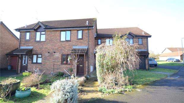 2 Bedrooms Terraced House for sale in Westminster Way, Lower Earley, Reading