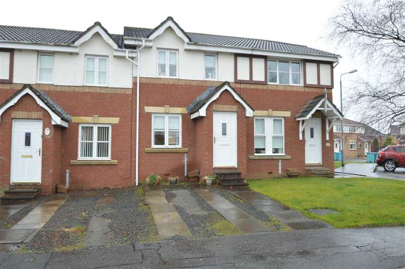 2 Bedrooms Terraced House for sale in Glendeveron Way, Carfin