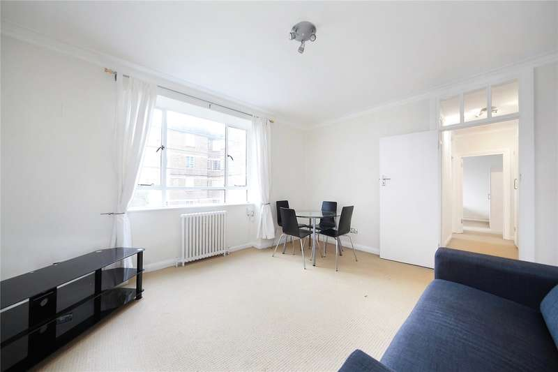 1 Bedroom Flat for sale in Hightrees House, Nightingale Lane, Clapham South, London, SW12