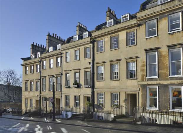 5 Bedrooms Town House for sale in 5 Gay Street, Bath