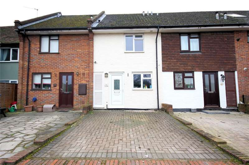 2 Bedrooms Terraced House for sale in Townsend Cottages, Townsend Lane, Woking, Surrey, GU22