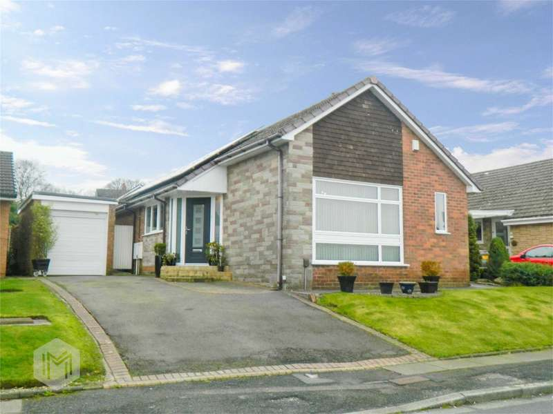 2 Bedrooms Detached Bungalow for sale in Whitehill Lane, Sharples, Bolton, Lancashire