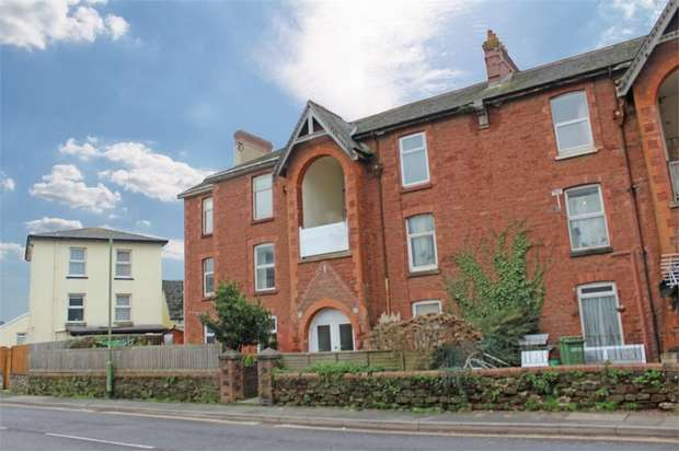 2 Bedrooms Flat for sale in Totnes Road, Paignton, Devon