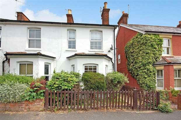 2 Bedrooms End Of Terrace House for sale in Farnham, Surrey
