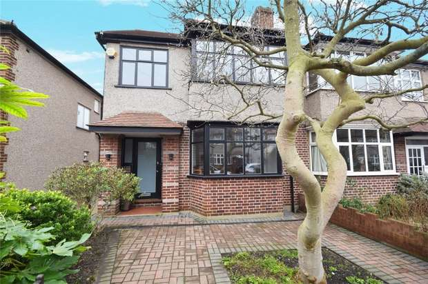 4 Bedrooms Semi Detached House for sale in Talma Gardens, Twickenham