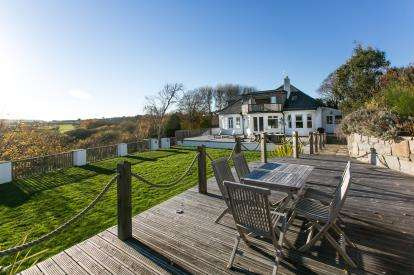 5 Bedrooms Detached House for sale in Abersoch, Gwynedd, LL53