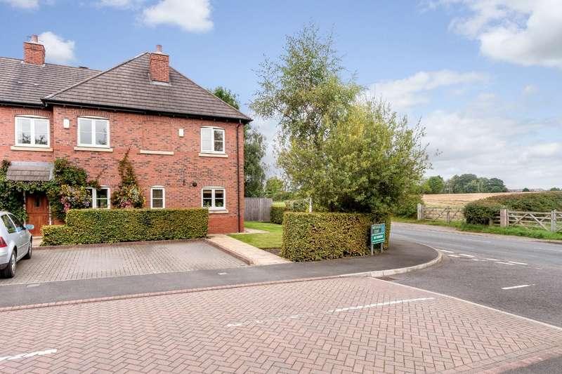 3 Bedrooms Semi Detached House for sale in Wayfarers Court, Pickmere