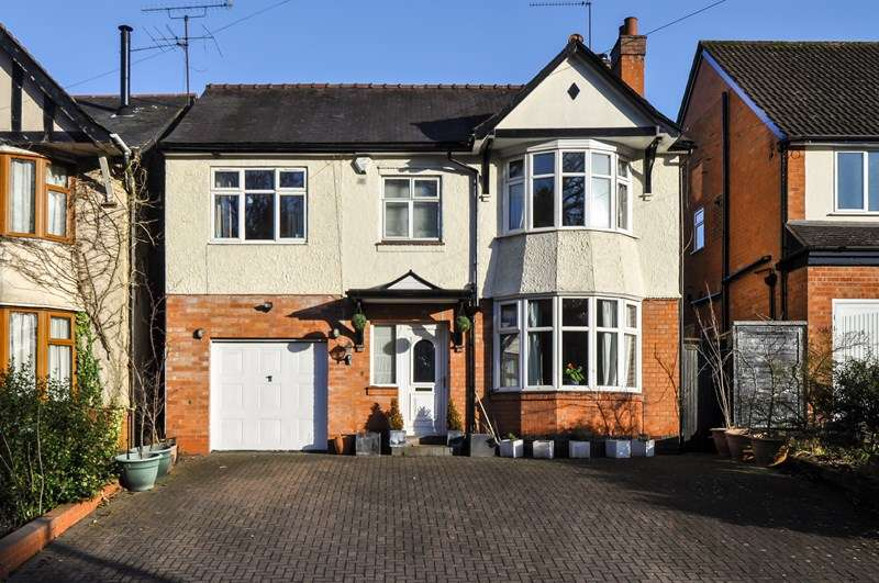 5 Bedrooms Detached House for sale in Plymouth Road, Redditch