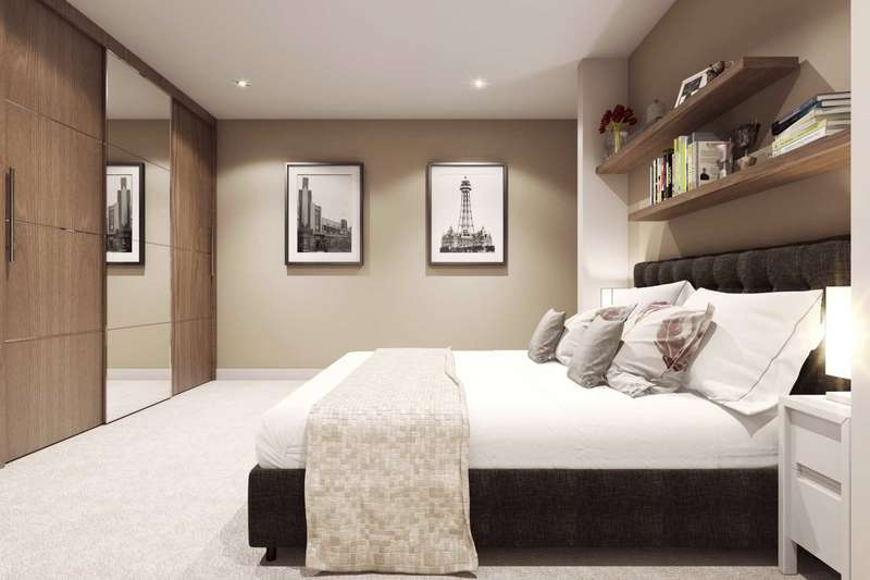 1 Bedroom Flat for sale in Water Street, Liverpool