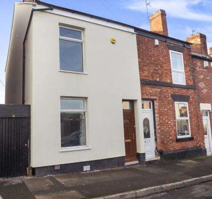 2 Bedrooms Terraced House for sale in Bedford Street, Derby, Derbyshire