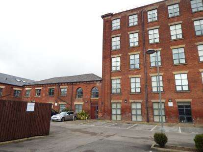 2 Bedrooms Flat for sale in Atlas Mill, Bentinck Street, Bolton, Greater Manchester