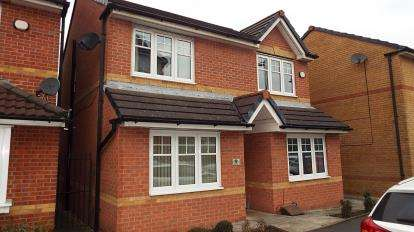 4 Bedrooms Detached House for sale in Lentworth Drive, Worsley, Manchester, Greater Manchester